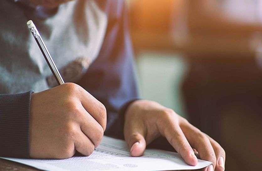 परीक्षाओं पर कोविड का साया