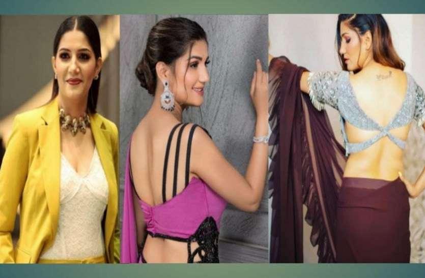 Sapna Choudhary Photos: खूबसूरती के मामले में कई अभिनेत्रियों को मात देती हैं सपना चौधरी, देखें हॉट फोटोज