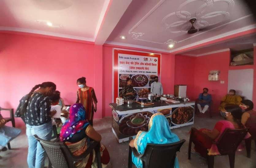 उत्तर भारत में पहली बार कटहल व्यंजन का अनूठा प्रशिक्षण प्रारंभ