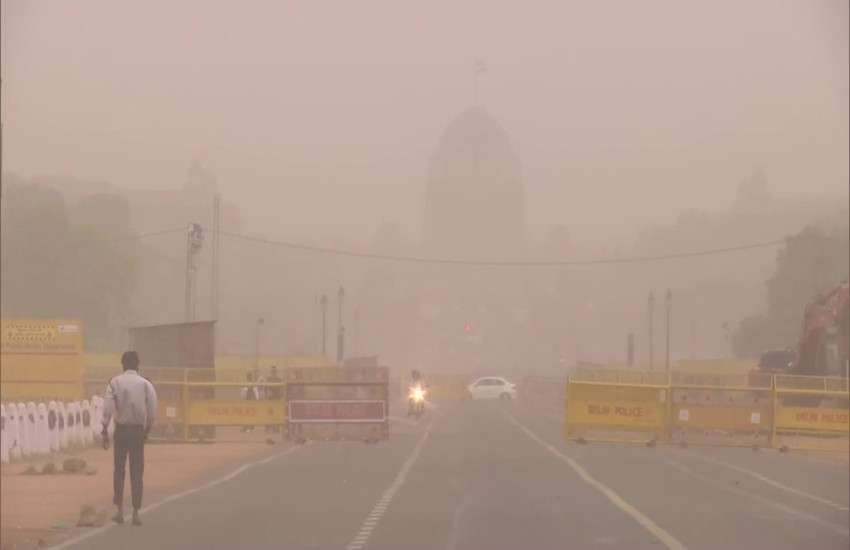 Dust management committee recommends delhi government for air quality monitors