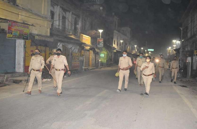 राम नगरी में नाइट कर्फ्यू लागू, मंदिर में प्रवेश के लिए देना होगा कोविड निगेटिव रिपोर्ट
