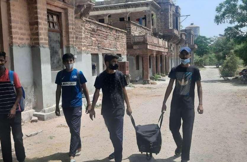 जेएनवीयू के छात्र-छात्राएं संक्रमित, छात्रावास खाली करने के आदेश