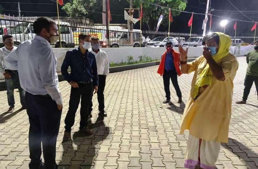 मां महामाया मंदिर प्रबंधन समिति पर कलक्टर ने लगाया 20 हजार रुपए का जुर्माना, श्रद्धालुओं से वसूले 500-500 रुपए