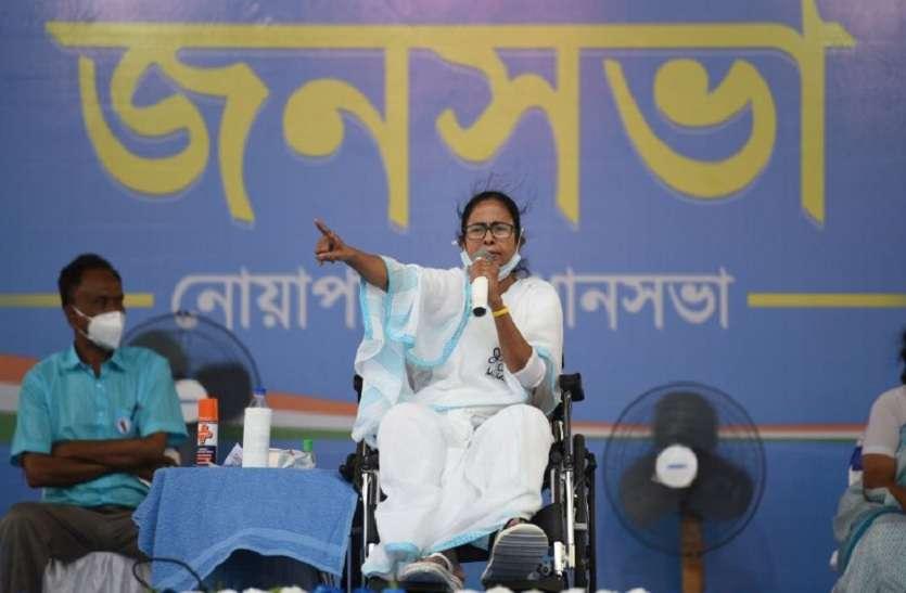 बाहरी लोग बंगाल में फैला रहे कोरोना: ममता