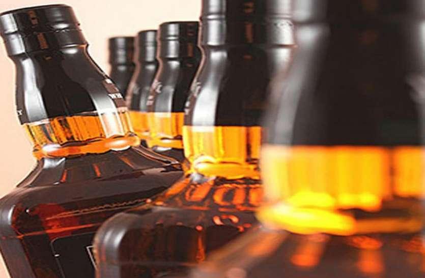 पंचायत चुनाव में खत्म हो गया ठेकों का स्टॉक, 15 दिनों में सात लाख लीटर देसी शराब गटक गए लोग