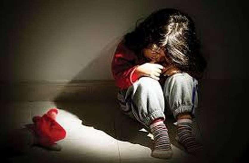 चार साल की बच्ची से बलात्कार की कोशिश, रंगे हाथ पकड़ा गया तो माता को थप्पड़ मार दी