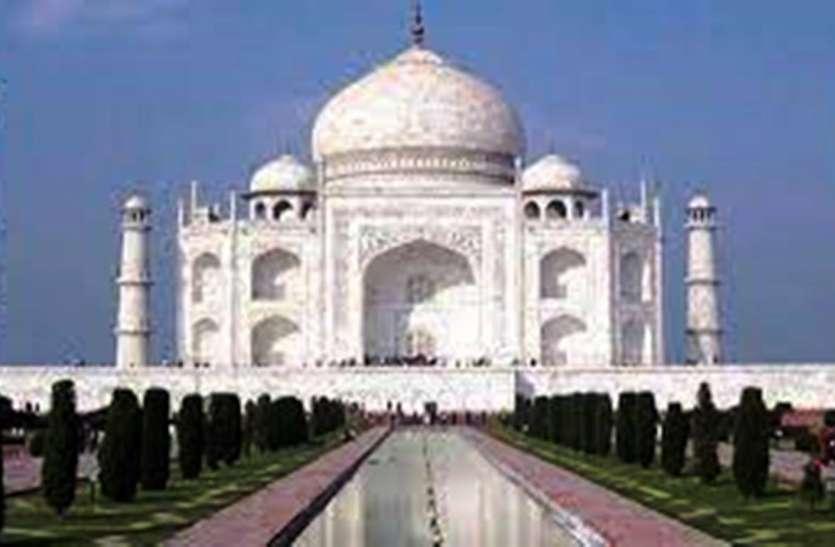 ताज की खूबसूरती पर कोरोना का दाग, एक बार फिर ताजमहल समेत सभी मॉन्युमेंट्स के दरवाजे बंद