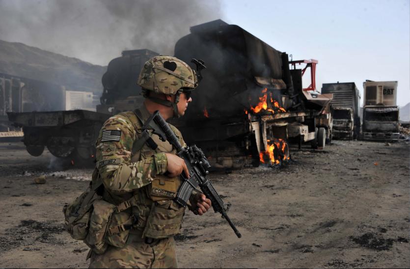 अमरीका की हार है इस तरह अफगानिस्तान से वापसी