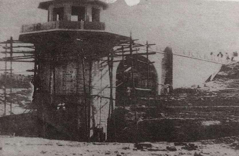 ज़ोधपुर में जलापूर्ति का साधन तब केवल पहाडिय़ां ही थी