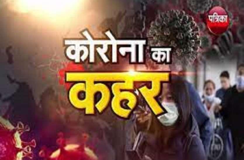 राजस्थान में कोरोना का कोहराम, एक दिन 37 मौत, 9 हजार से ज्यादा रोगी मिले