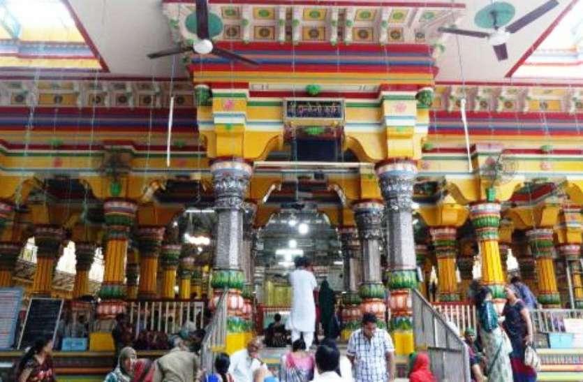कोरोना के बढ़ते संक्रमण के चलते 18 से 25 अप्रैल तक भगवान द्वारिकाधीश मंदिर बंद