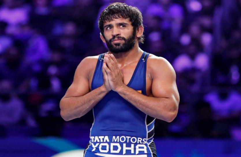 Asian wrestling championship: फाइनल में पहुंचे बजरंग पूनिया और रवि दहिया