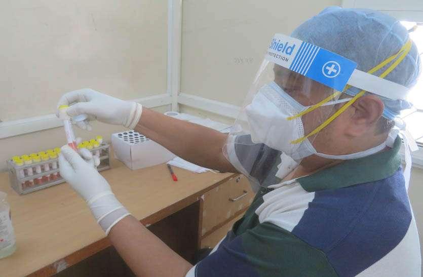 टोंक में सात दिन में आए 378 कोरोना संक्रमित