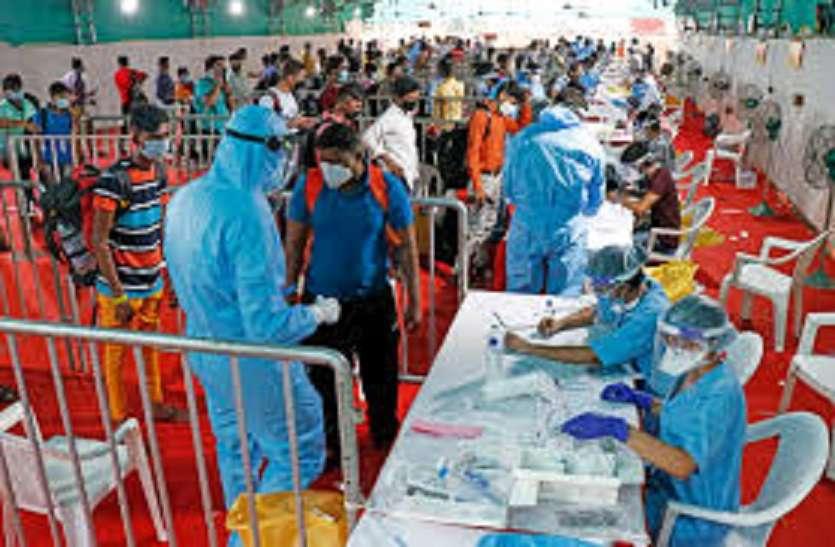 महाराष्ट्र-दिल्ली में कोरोना ने मचाया तहलका, एक दिन में 93 हजार से ऊपर केस और 600 से ज्यादा मौतें