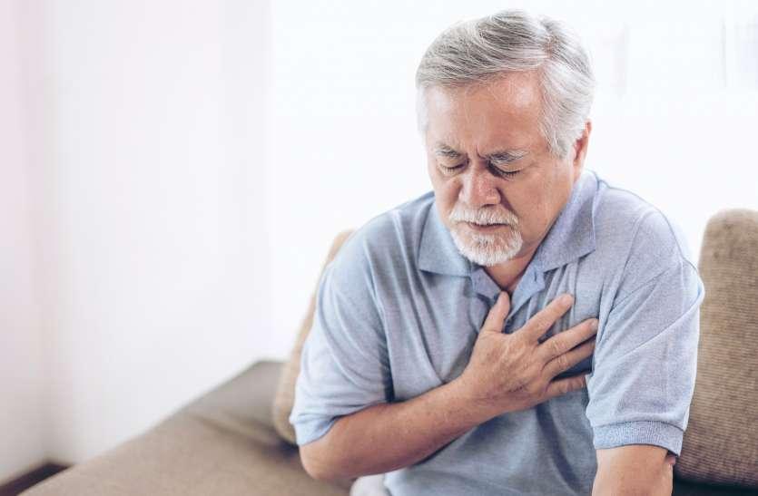 अस्थमा ही नहीं, हृदय रोग में भी फूलने लगती सांस