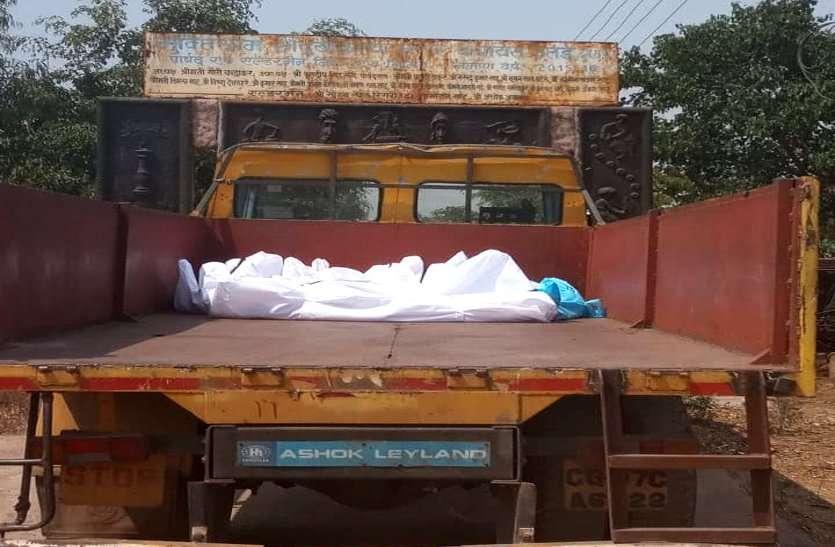 नहीं थम रहा कोरोना से मौत का सिलसिला, दुर्ग जिले में 24 घंटे में 23 मरीजों की मौत, 1955 नए संक्रमित मिले