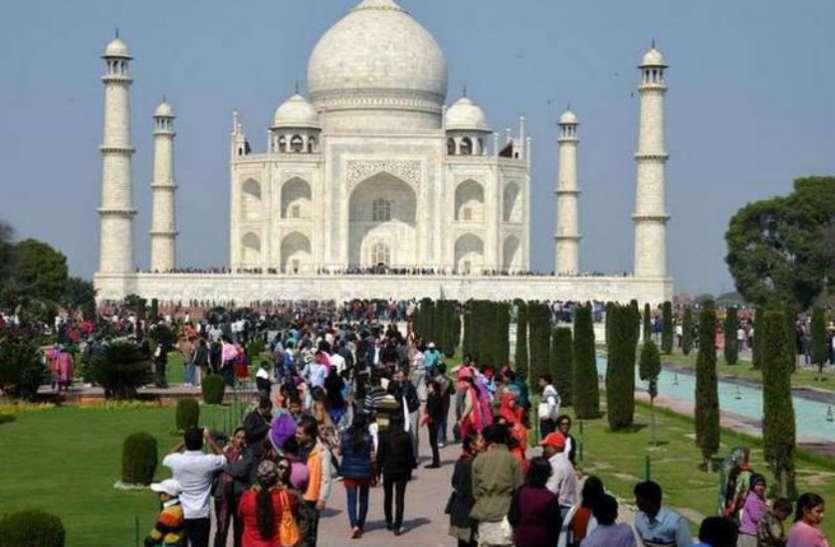 World Heritage Day 2021 taj mahal