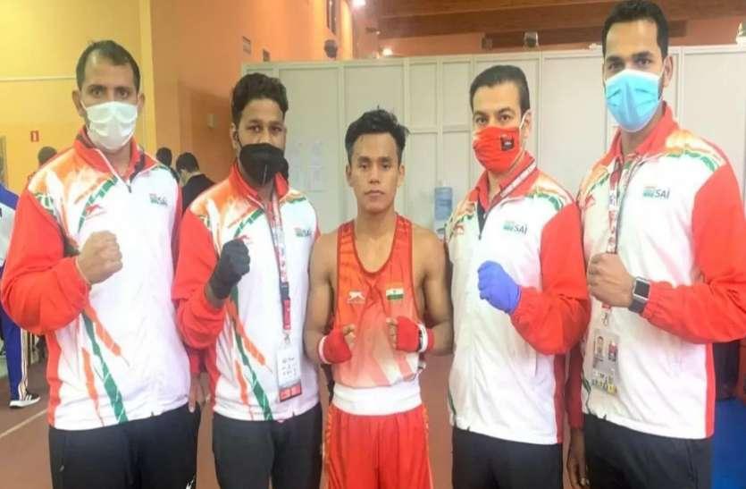 यूथ बॉक्सिंग : भारत के पांच मुक्केबाज क्वार्टर फाइनल में पहुंचे