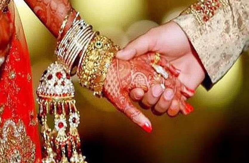 वीकेंड कर्फ्यू से शादी की तैयारियों पर भी असर, रामनवमी के अबूझ सावे पर 40 प्रतिशत शादियां रद्द
