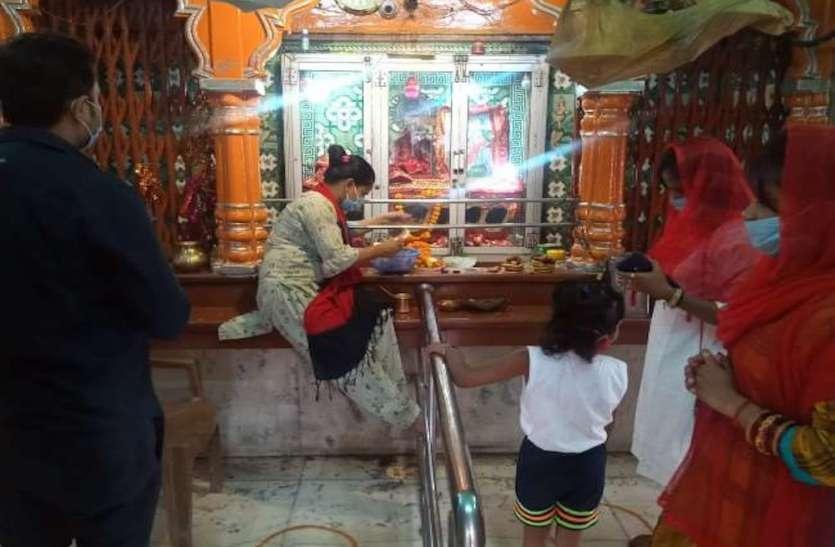 Chaitra Navratri 2021: कोविड काल में नवरात्रि पूजा, देवी मां के दर्शन के लिए प्रदेश के सभी मंदिरों में हुए बड़े बदलाव