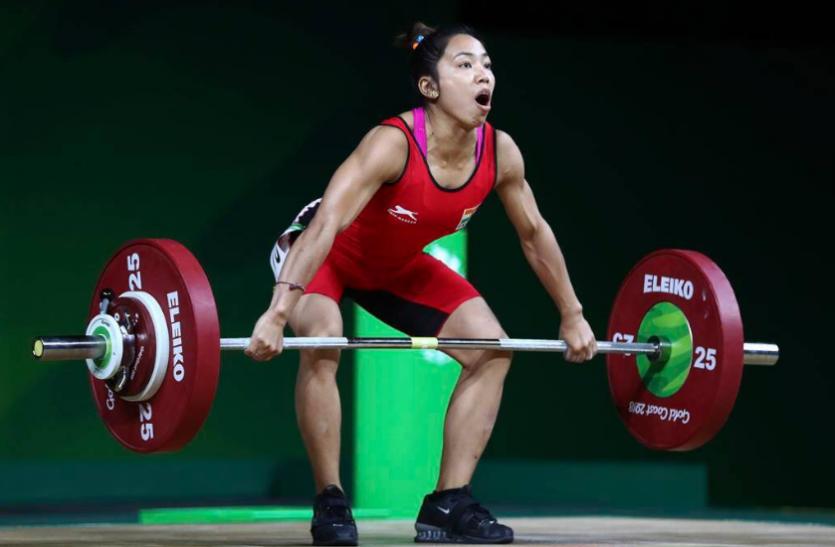 Asian weightlifting championship: मीराबाई चानू ने क्लीन एंड जर्क इवेंट में बनाया नया वर्ल्ड रिकॉर्ड
