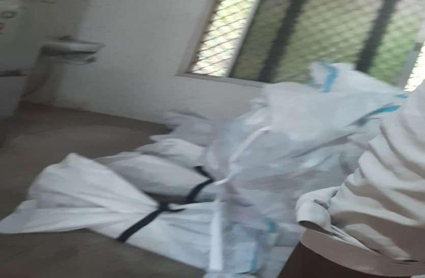 दुर्ग में हर घंटे कोरोना से एक मरीज की मौत, जिले के अलग-अलग मुक्तिधामों में 88 शवों का एक दिन में अंतिम संस्कार