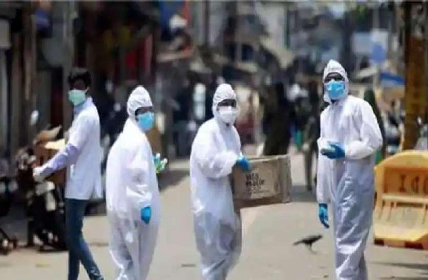 कोरोना की दूसरी लहर से सीतापुर में भी स्थिति हुई भयावह, तेजी से बढ़ रही एक्टिव केसों की संख्या