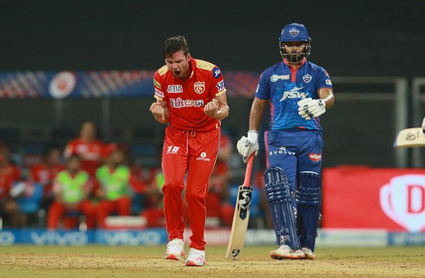 IPL 2021: तीन मैचों में दूसरी बार हारी पंजाब किंग्स, जानिए मैच के Highlights