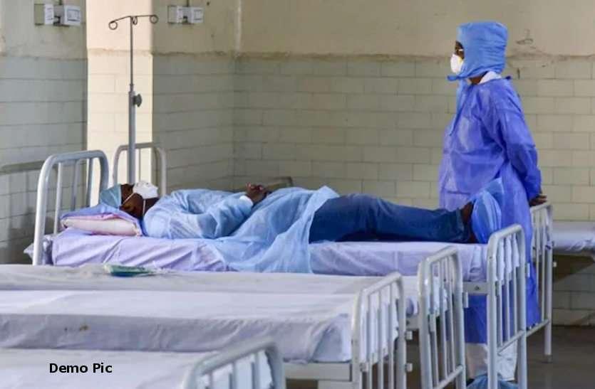राहत की खबर : अब एसएमएस के चरक भवन में भी होगा कोरोना मरीजों का उपचार