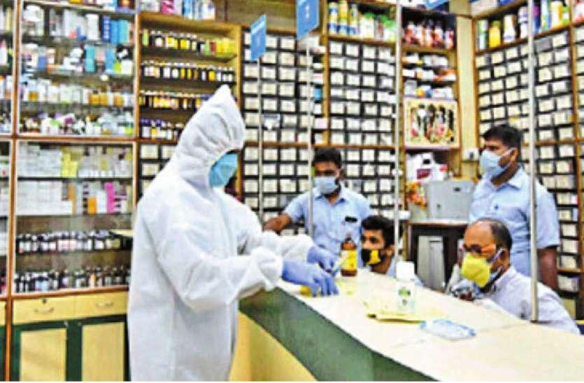 कोरोना का डर: बुखार-खांसी की दवाओं का टोटा, विटामिन-सी की गोली की भी मारामारी
