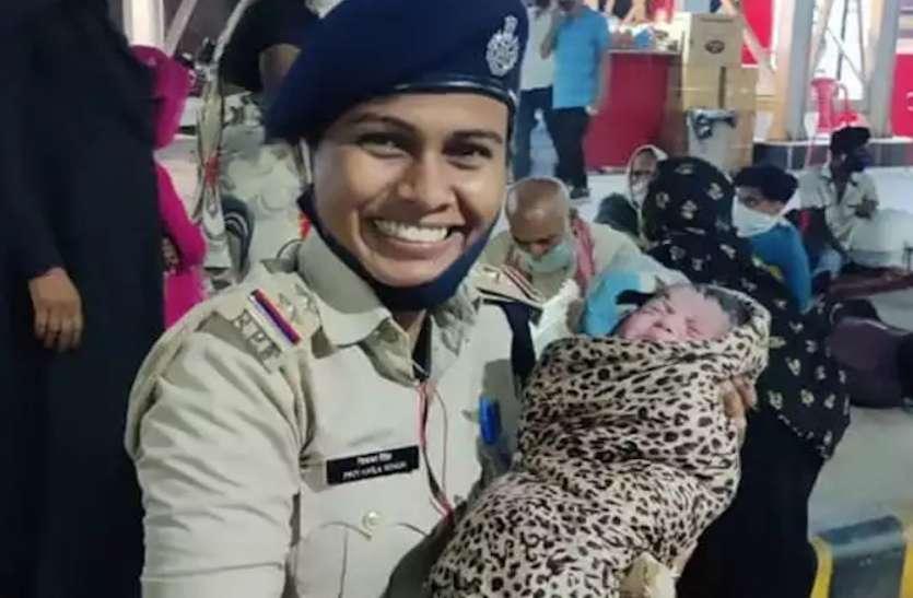 Quick Read: नाइट कर्फ्यू में नहीं जा पाई अस्पताल, आरपीएफ की दारोगा ने रेलवे स्टेशन पर ही कराया महिला यात्री का प्रसव