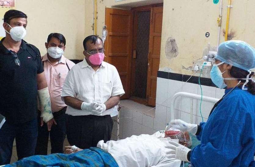 कोरोना का महाविस्फोट, बाड़मेर जिले में 101 नए केस
