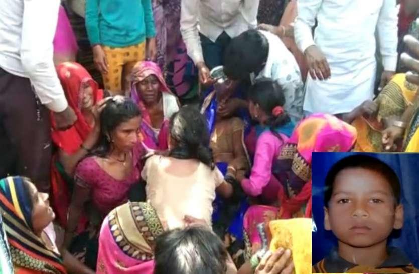 तांत्रिक ने चढ़ाई बच्चे की बलि, पुलिस ने बोरे से बरामद किया शव