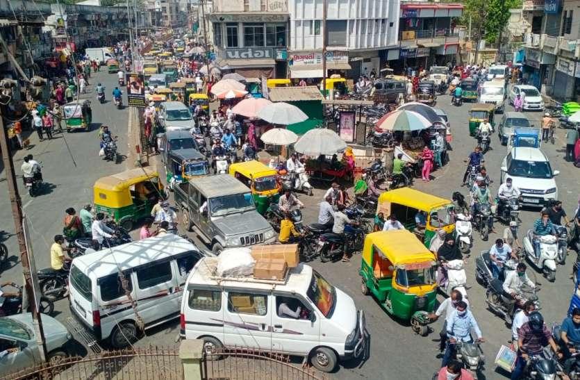 Gujarat: पाटण जिले में आज से लॉकडाउन लगाने का फैसला