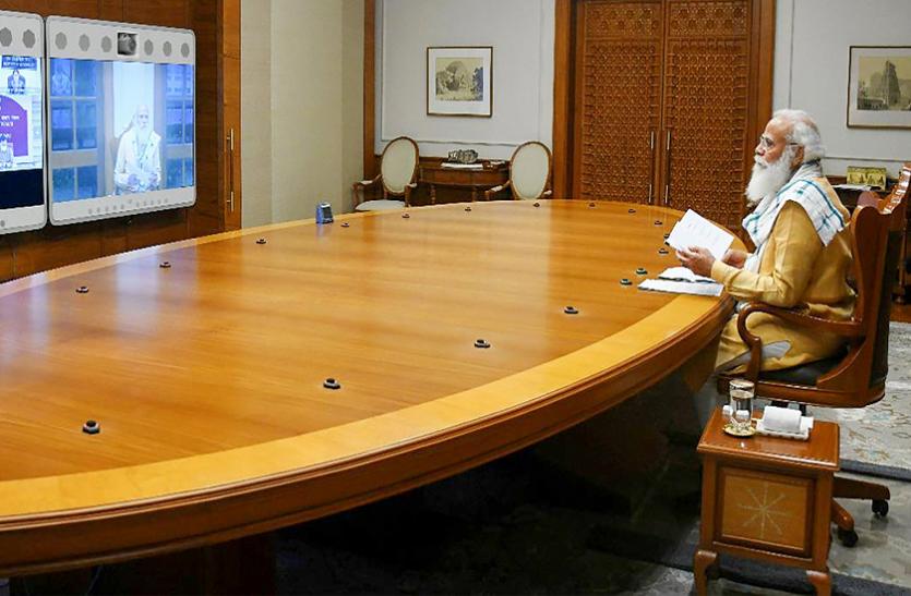 COVID-19: देश के प्रतिष्ठित डॉक्टरों और फार्मा कंपनियों से बात कर रणनीति बनाएंगे PM मोदी