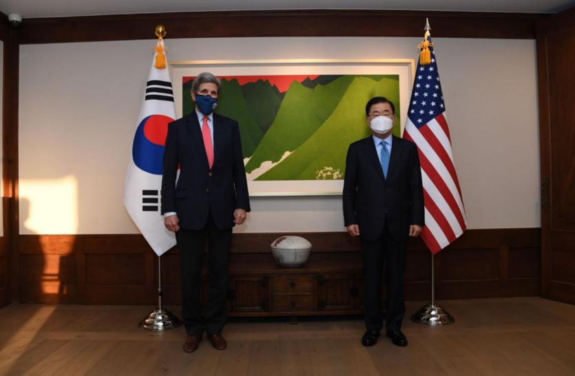अमेरिका और चीन जलवायु संकट पर सहयोग के लिए सहमत हुए