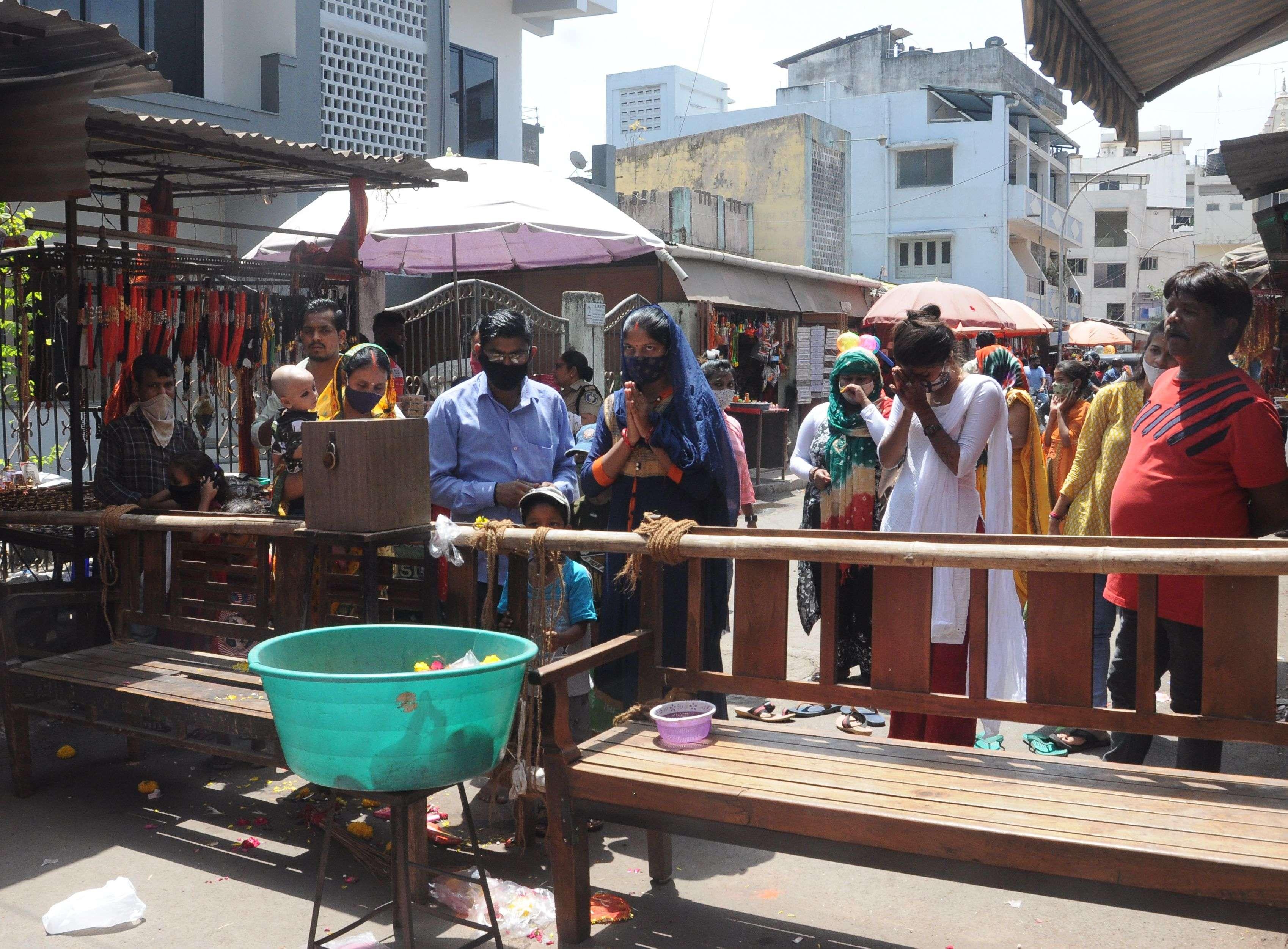 SURAT NEWS: पूर्णाहुति आज, मनाएंगे रामनवमी