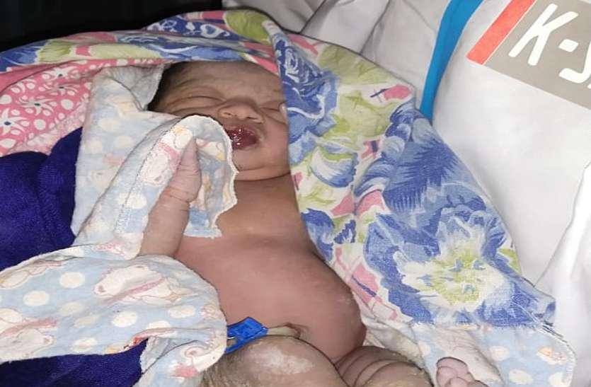 कोरोना से जिंदगी की जंग लड़ रही मां ने दिया स्वस्थ बेटी को जन्म, डॉक्टरों ने कराई नॉर्मल डिलीवरी