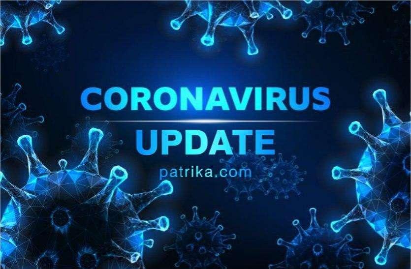 कोरोना पॉजिटिव की संख्या में रिकॉर्ड तेजी, चौबीस घंटे में 421 नए संक्रमित