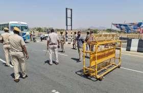 Covid-19 : राजस्थान बॉर्डर पर होगी दूसरे राज्यों से आने वालों की जांच