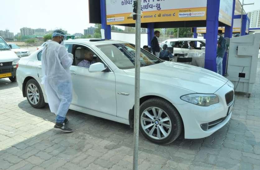 Gujarat: गुजरात  में औसतन प्रतिदिन आरटीपीसीआर से 70 हजार टेस्टिंग