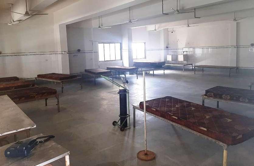 जामनगर में 770 बेड बढ़ाने का कार्य युद्धस्तर पर जारी