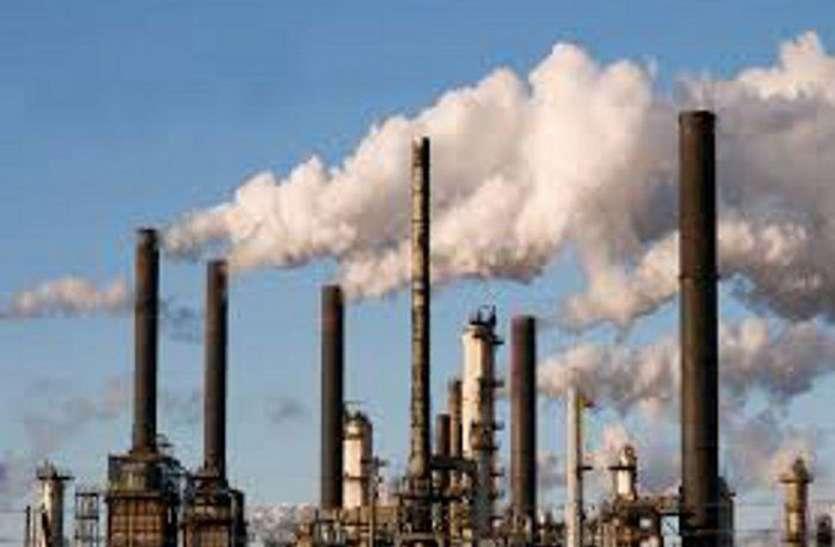 उद्योगों में गिरा25 फीसदी उत्पादन