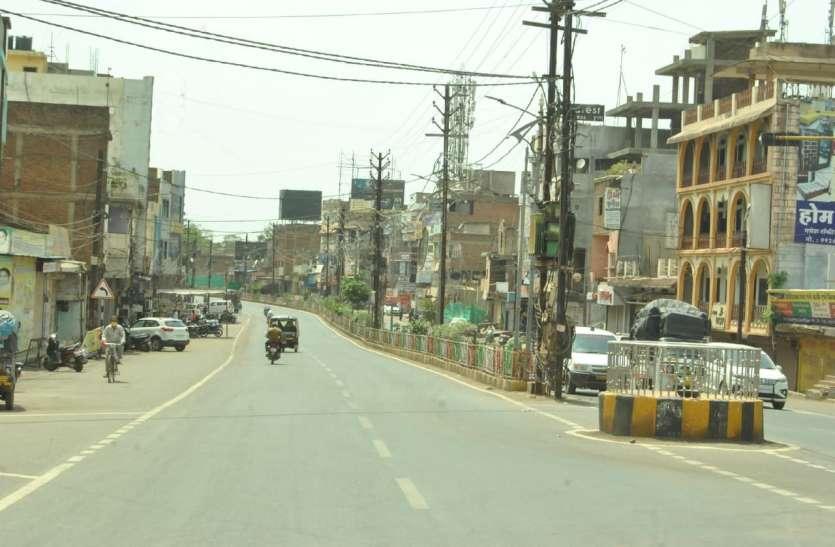 किराना दुकानों को पूरी तरह से बंद करने के फैसले ने बढ़ाई आमजन की चिंता
