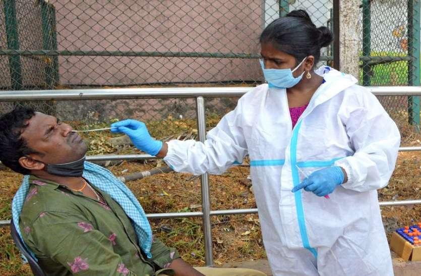 कर्नाटक में कोरोना का कहर जारी, 21794 नए संक्रमित