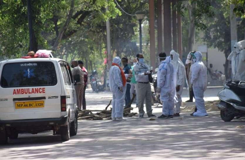 कोरोना से रिकॉर्ड 25 लोगों की मौत, 20 उदयपुर के पांच बाहरी