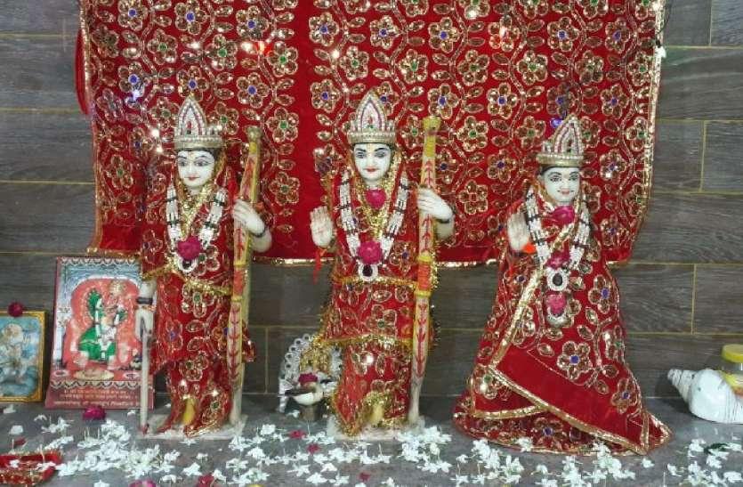 वनवास के समय भगवान बुरहानपुर से गुजरे थे भगवान श्रीराम
