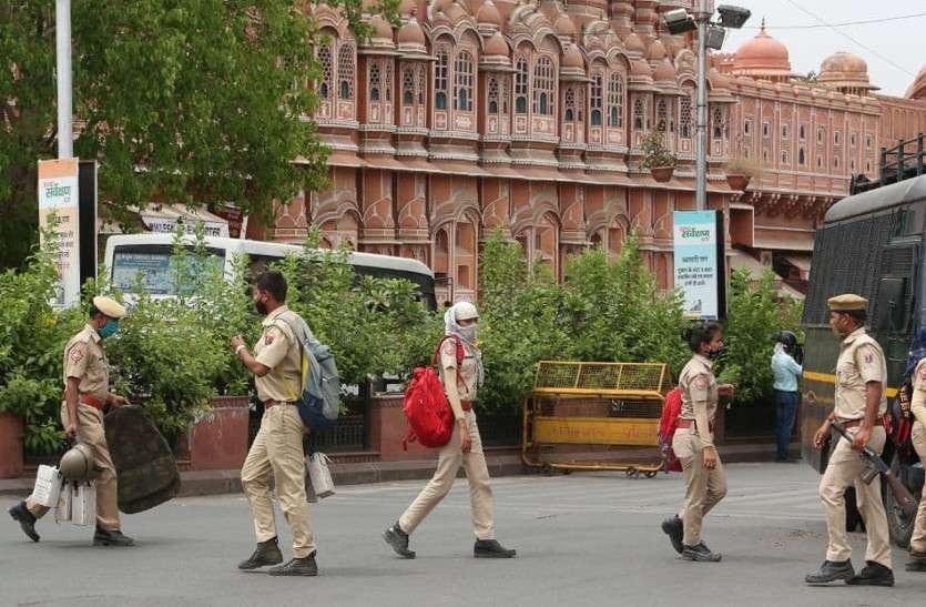 जयपुर में कोरोना का कहर, एक दिन में मिले अब तक के सर्वाधिक मरीज, 5 की मौत