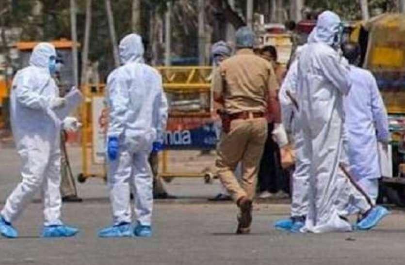 उत्तर प्रदेश में 24 घंटे में 187 की कोरोना वायरस से मौत