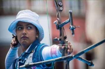 विश्व कप क्वालीफाइंग में भारतीय महिला रिकर्व तीरंदाजों का शानदार प्रदर्शन